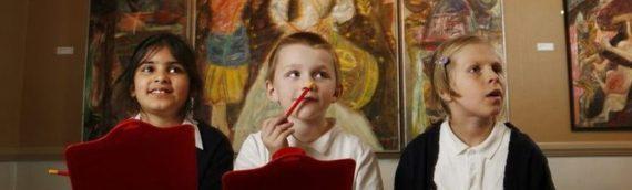 DAY OF ART-HAPPENING FOR CHILDREN