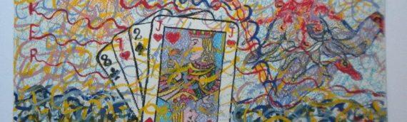 Personal Exhibition of Afrodite  Karamanli Τα ρώ του έρωτα