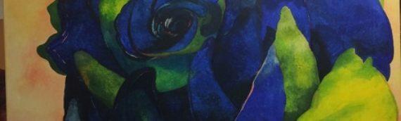 Solo exhibition Primavera by artist Caterina Marouda